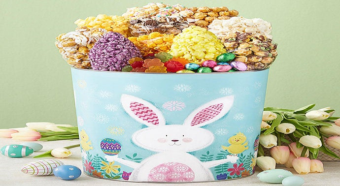 35 Gallon Easter Bunny Premium Snack Assortment