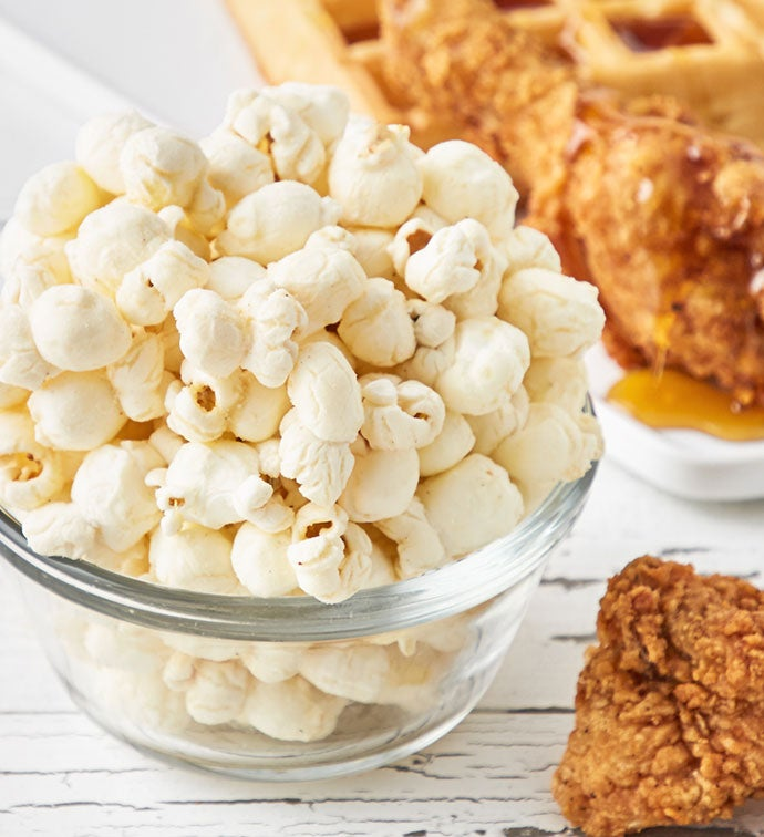 Chicken & Waffles Popcorn Canister