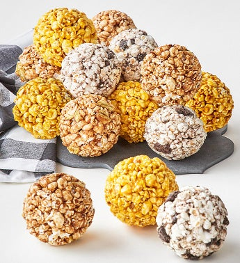 Flavored Popocorn Ball Assortment