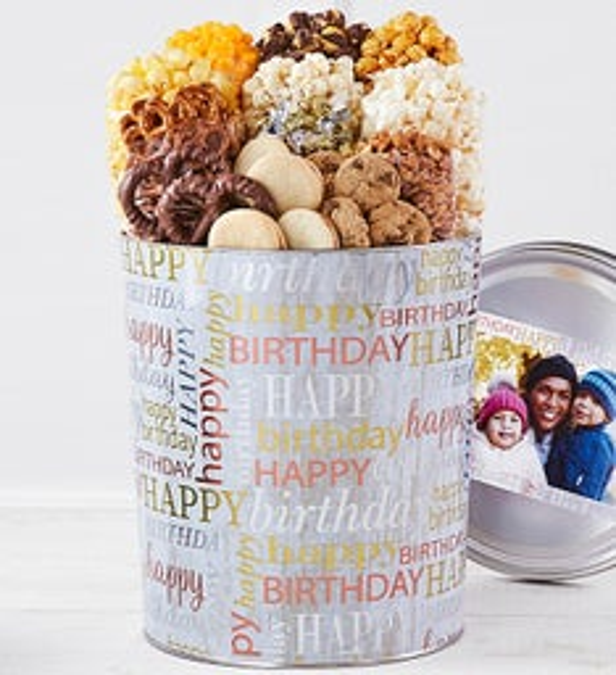 Birthday Brilliance Premium Snack Assortment