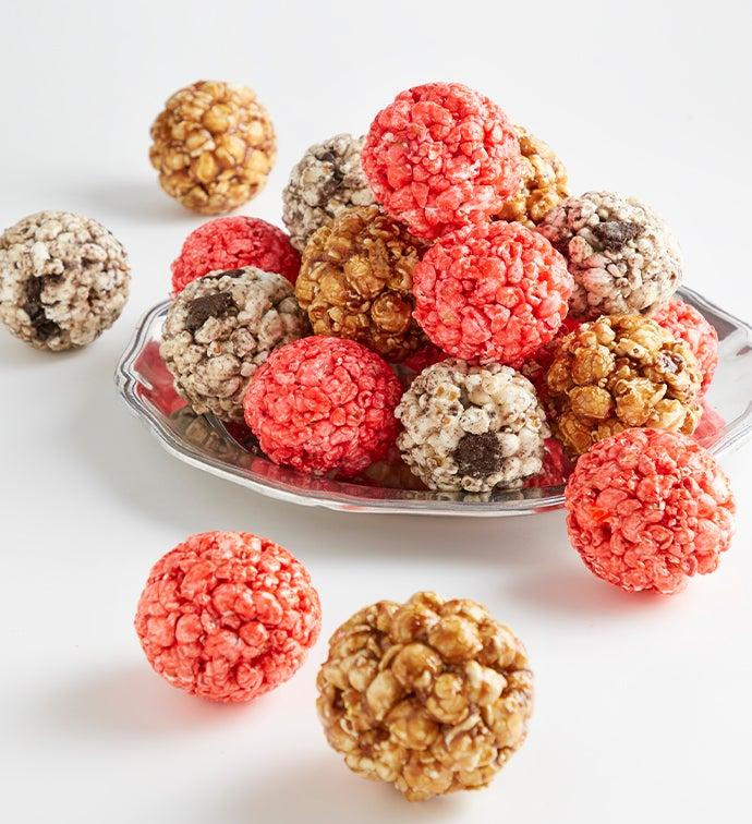 Popcorn Ball Assortment