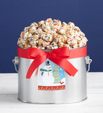 Magical Holiday Popcorn Pail