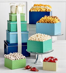 Delicious Occasions  Gift Box Tower