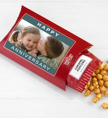 Cards With Pop Happy Anniversary Cookies & Creme Popcorn