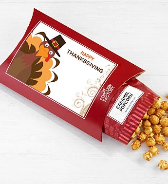 Cards With Pop™ Happy Thanksgiving Turkey - Caramel