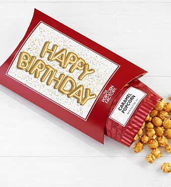 Cards With Pop® Happy Birthday Gold Balloons