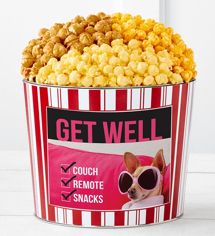 Tins With Pop® Get Well Couch Remote