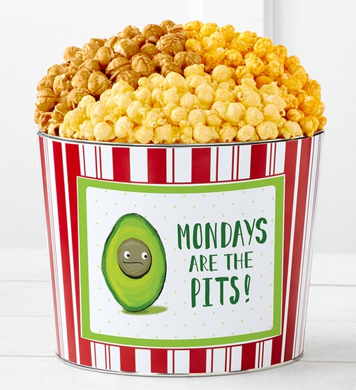Tins With Pop™ Mondays Are The Pits