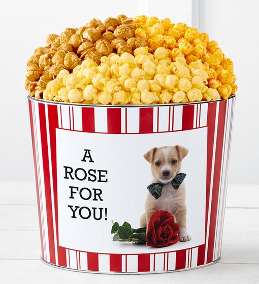 Tins With Pop™ A Rose For You