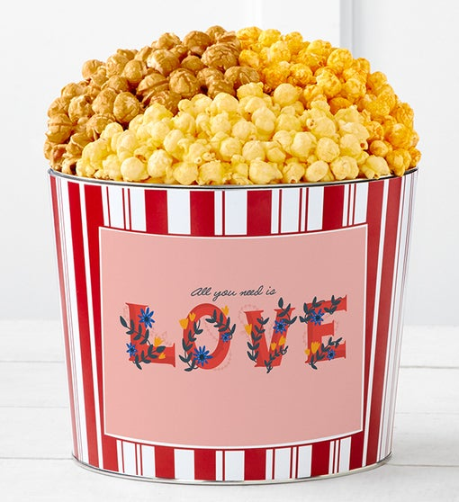Tins With Pop™ All You Need Is Love