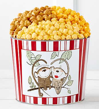 Tins With Pop® Monkey Love