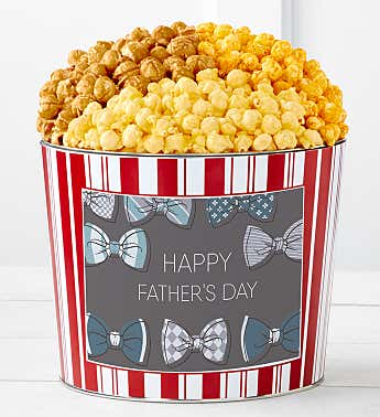 Tins With Pop® Happy Father's Day Bow Tie