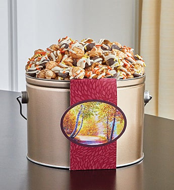 Autumn Canvas 1/2 Gallon Pail
