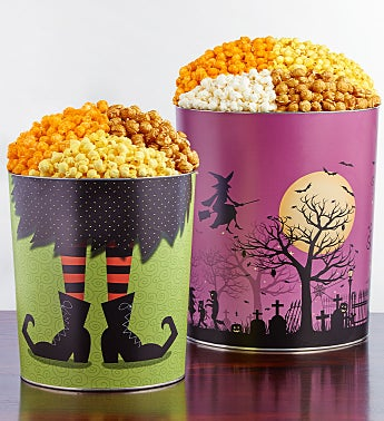 If The Broom Fits Popcorn Tins