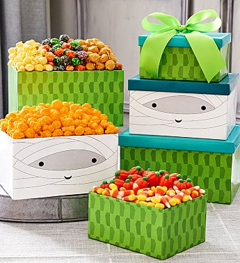 TPF Monster Mash 3 Gift Box Tower