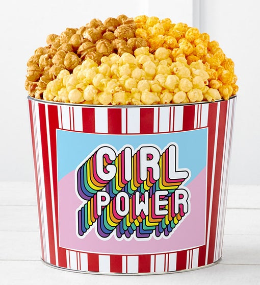 Tins With Pop™ Girl Power