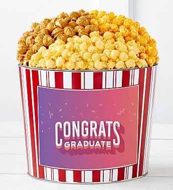 Tins With Pop® Congratulations Graduate