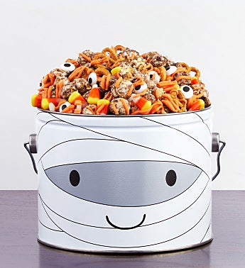 TPF Monster Mash Mummy 1/2 Gallon Snack Mix