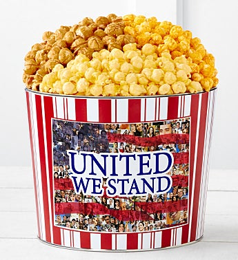 Tins With Pop® United We Stand