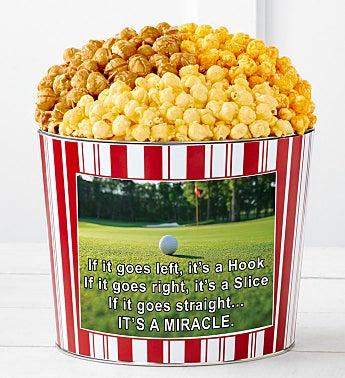 Tins With Pop® Golf Miracle