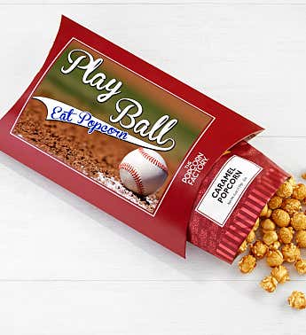 Cards With Pop™ Play Ball Eat Popcorn