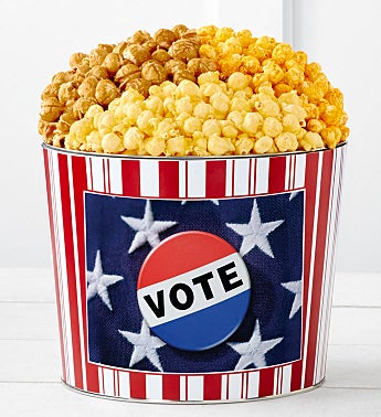 Tins With Pop™ Vote