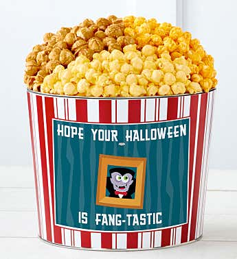 Tins With Pop® Hope Your Halloween Is Fang-Tastic - Monster Mash