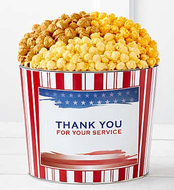 Tins With Pop® Thank You For Your Service
