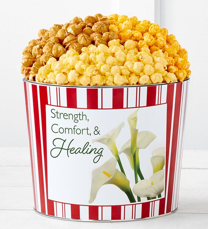 Tins With Pop® Strength Comfort Healing