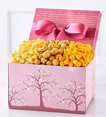 Blushing Branches Incredible Gift Box