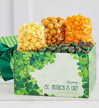 St. Patrick's Day Incredible Gift Box