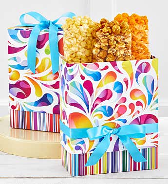Rainbow Fusion Deluxe Gift Box