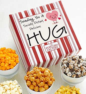 Packed With Pop™ Socially Distant Hug - Heart