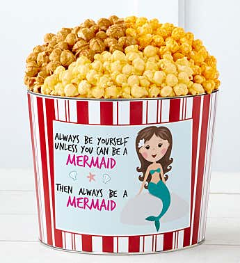 Tins With Pop® Always Be A Mermaid