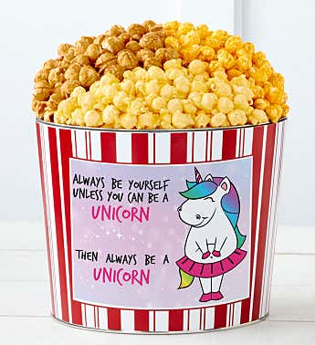 Tins With Pop® Always Be A Unicorn