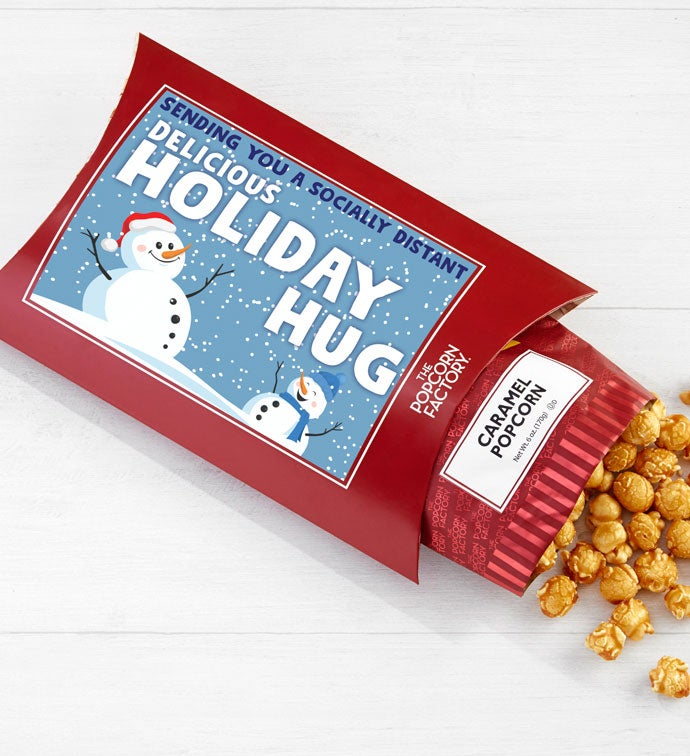 Cards With Pop™ Sending You A Socially Distant Delicious Holiday Hug