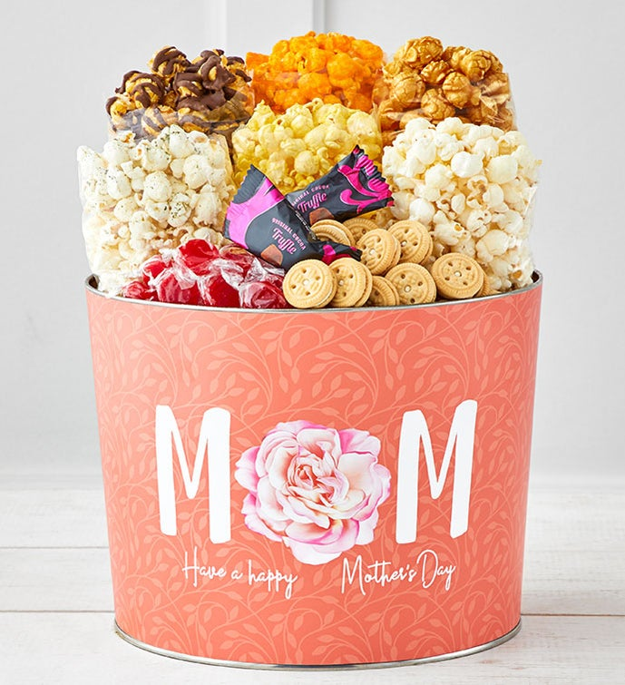 2 Gallon Blooms For Mom Premium Assortment Tin