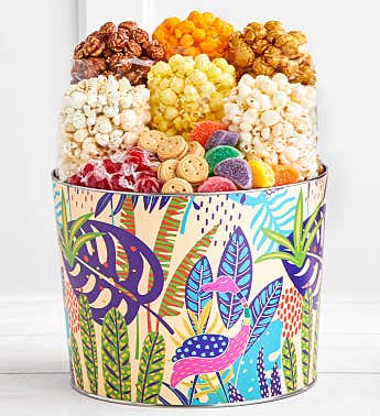 Tropical Vibes Premium Gift Tin