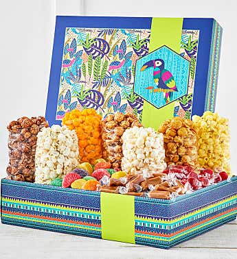 Tropical Vibes Grand Gift Box