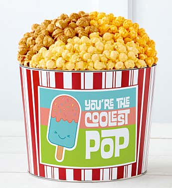 Tins With Pop® You're The Coolest Pop