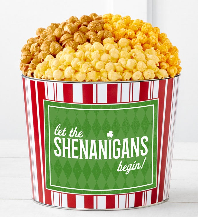 Tins With Pop® Let The Shenanagans Begin