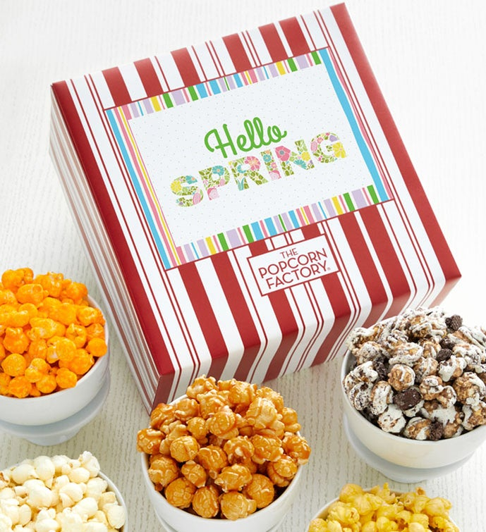 Packed With Pop™ Hello Spring Flowers