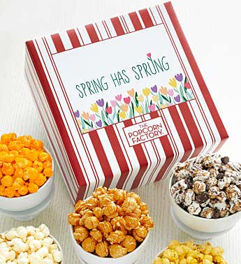 Packed With Pop™ Spring Has Sprung