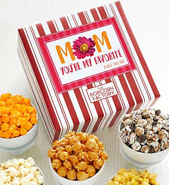 Packed With Pop™ Mom You're My Favorite Don't Tell Dad