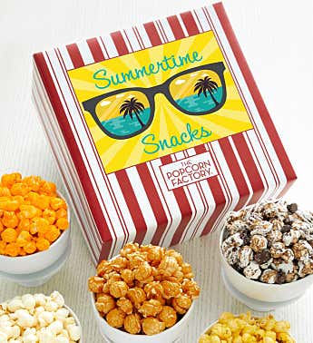 Packed With Pop™ Summer Time Snacks