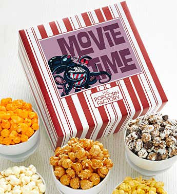 Packed With Pop™ Movie Time
