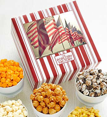 Packed With Pop™ Waving Flags