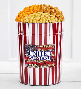 Tins With Pop® 4 Gallon United We Stand