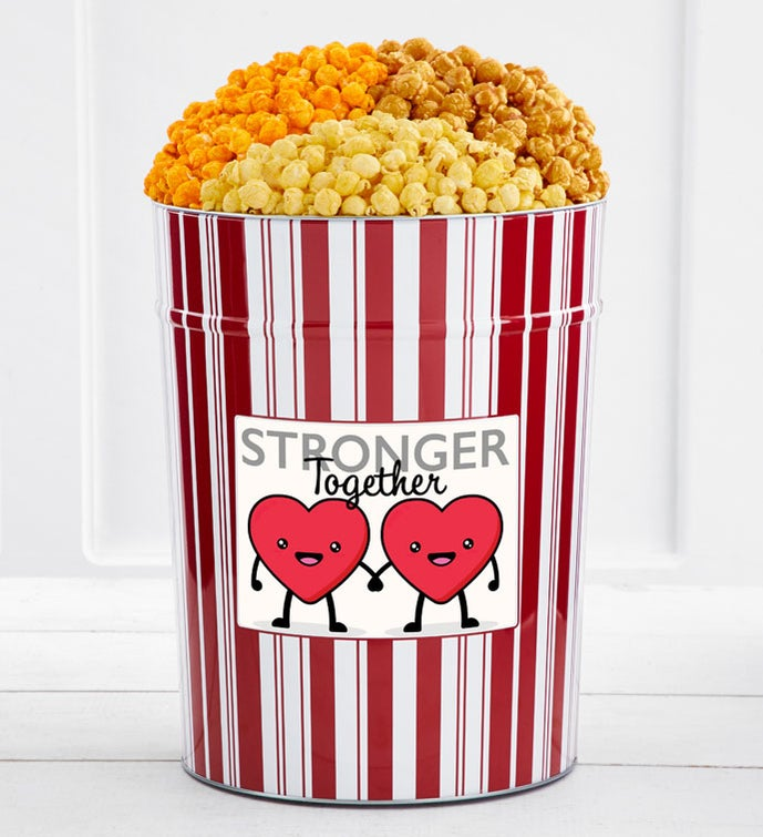 Tins With Pop® 4 Gallon Stronger Together