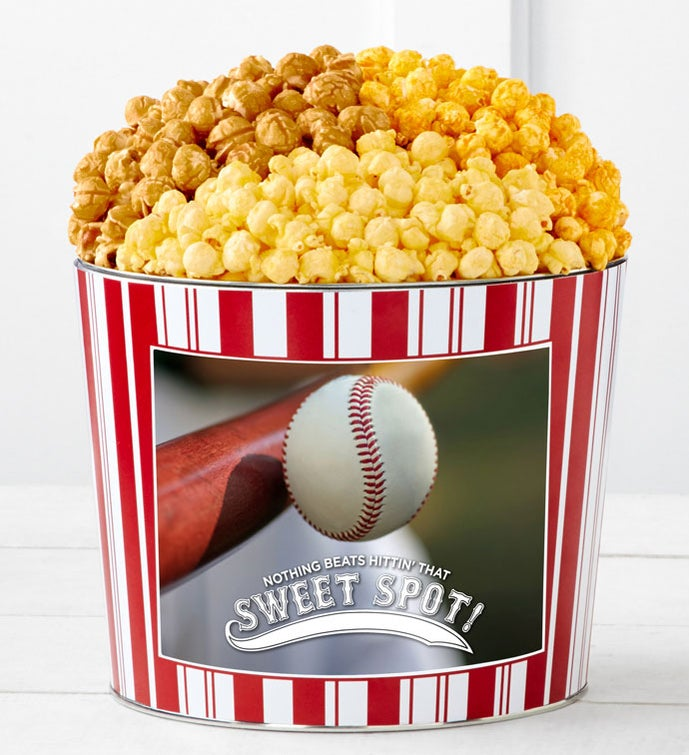 Tins With Pop® Nothing Beats Hittin' That Sweet Spot